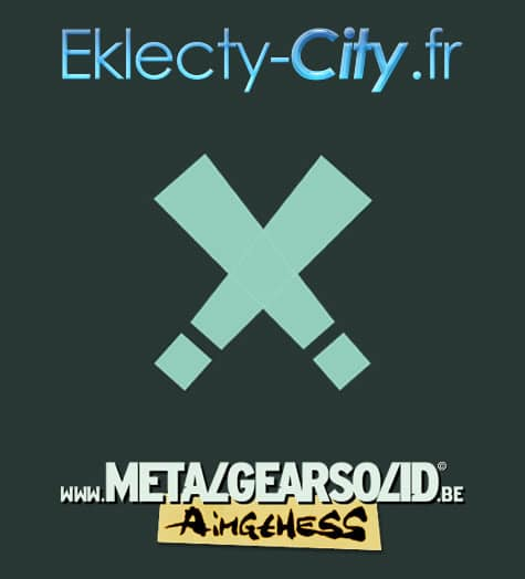 Eklecty City x MGSBE Teaser Eklecty City.fr x MetalGearSolid.be