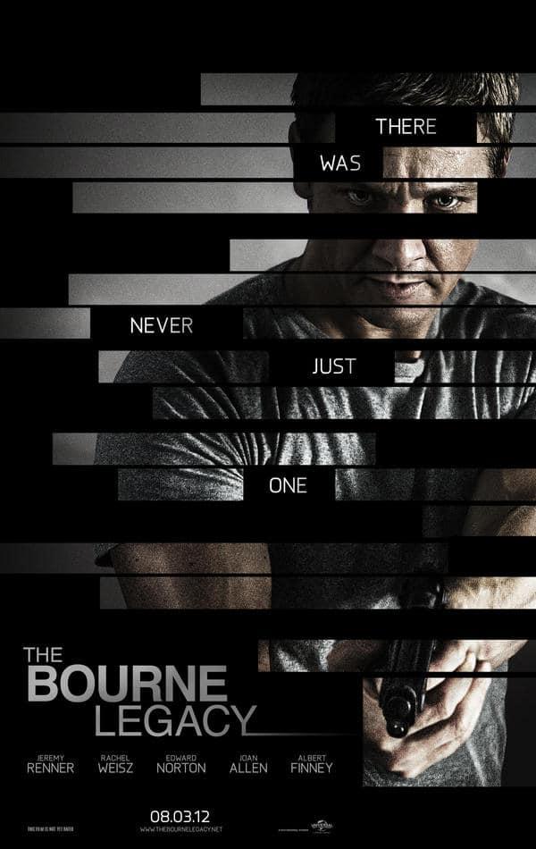 [Universal] La saga Jason Bourne - La Peur Dans La Peau bientôt en salles The-Bourne-Legacy-Poster-US-01