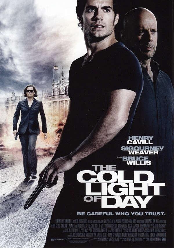 The Cold Light of Day - Poster US 01