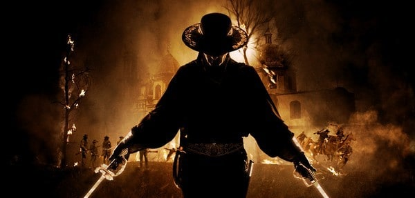 The Legend of Zorro (2004) - Banner 01