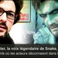 David Hayter - Interview Aimgehess and EklectyCity