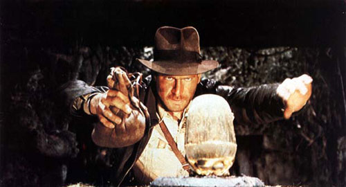 Indiana Jones and the Raiders of the Lost Ark - Movie Picture 01