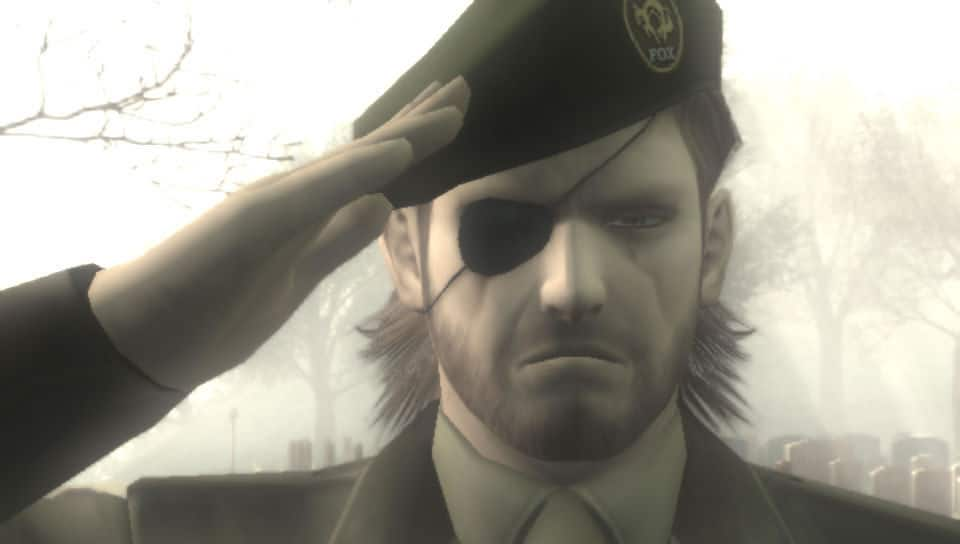 Metal Gear Solid 3 HD Edition (PS Vita) - Screenshot 01