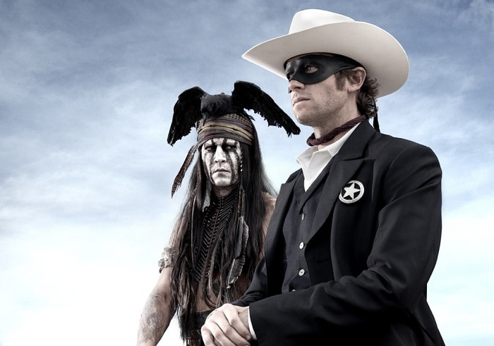 The Lone Ranger - Movie Picture 01