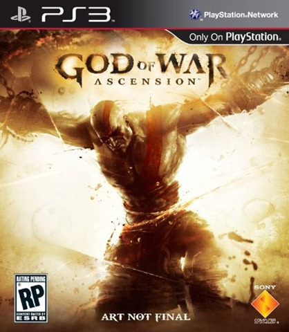 God of War Ascension - Cover US PS3