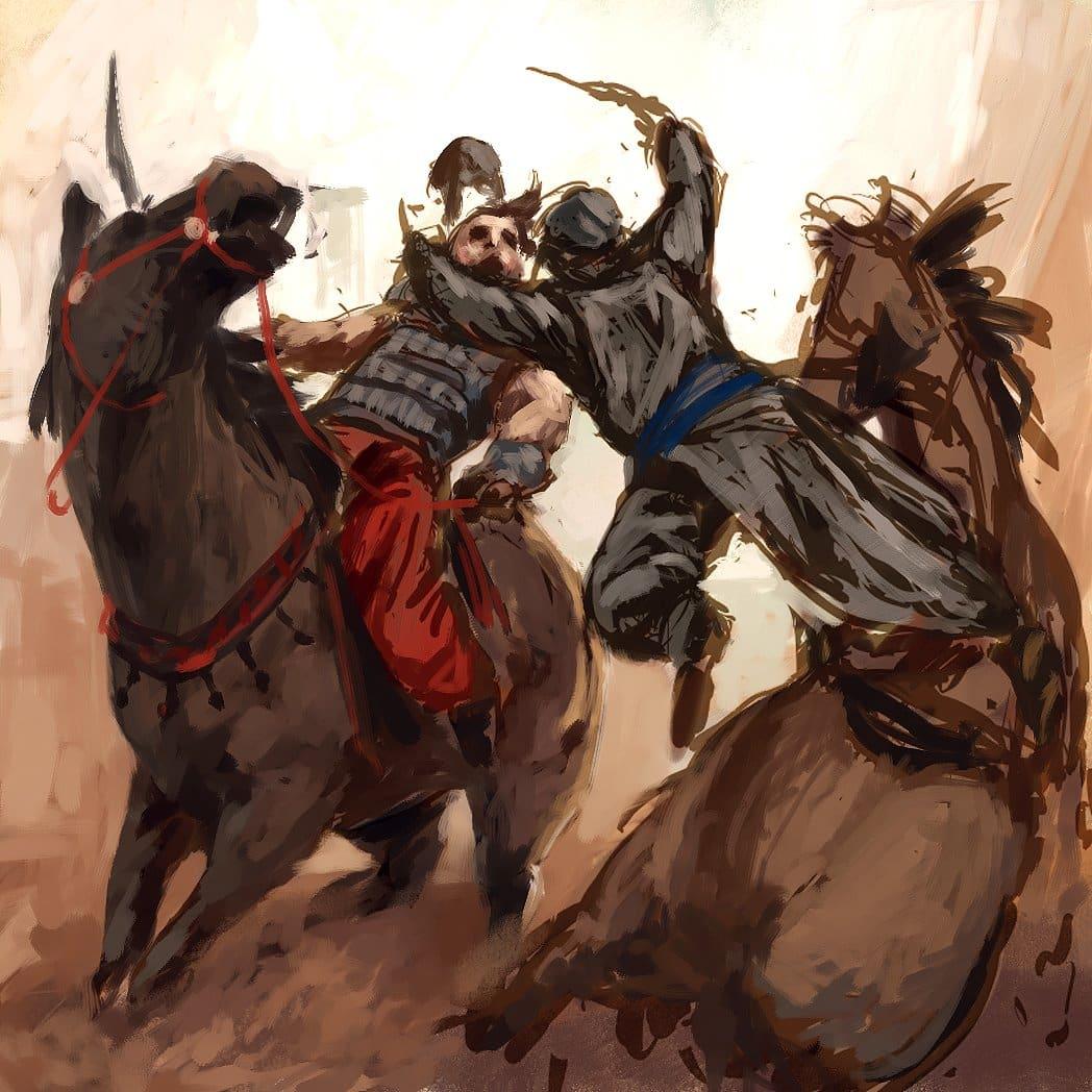 Prince Of Persia 6 Trailer