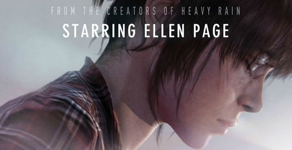 Beyond Two Souls - Banner US 01