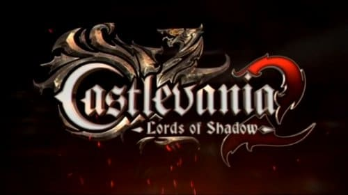 Castlevania Lords of Shadow 2 - Logo