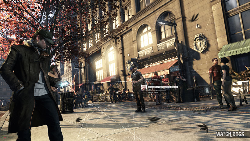 Watch Dogs - Screenshot 01