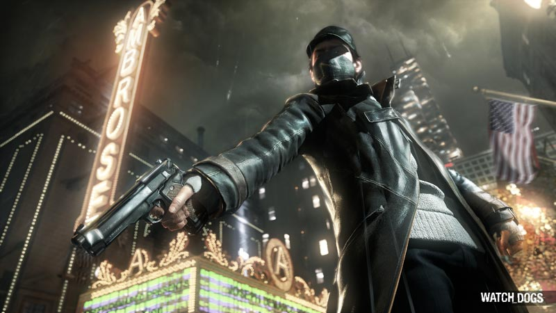 Watch Dogs - Screenshot 02
