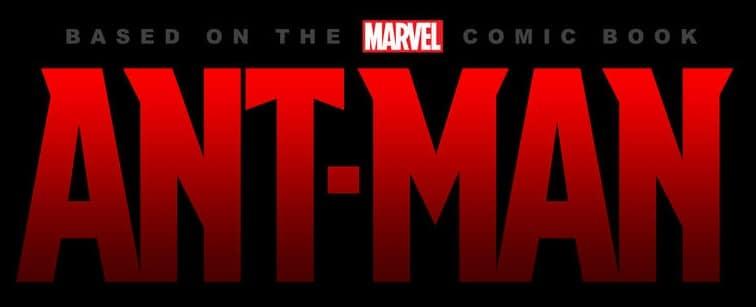 Ant-Man - Logo Titre 01