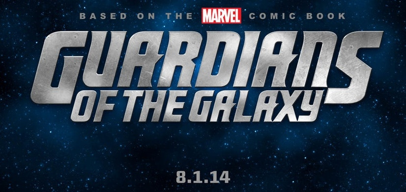 Guardians of the Galaxy - Logo Titre 01
