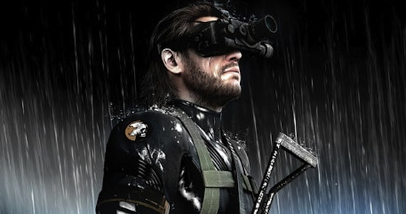 Metal Gear Solid Ground Zeroes - Banner 01