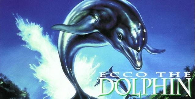 les licences oubli es ecco the dolphin premier jeu ouvertement colo la cave du g n ral. Black Bedroom Furniture Sets. Home Design Ideas