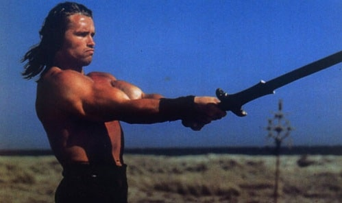 Conan the Barbarian (1982) - Movie Picture 01