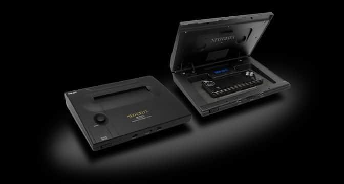 Neo Geo X Gold Packshot 02 140x80 La Neo Geo X Gold pour Décembre