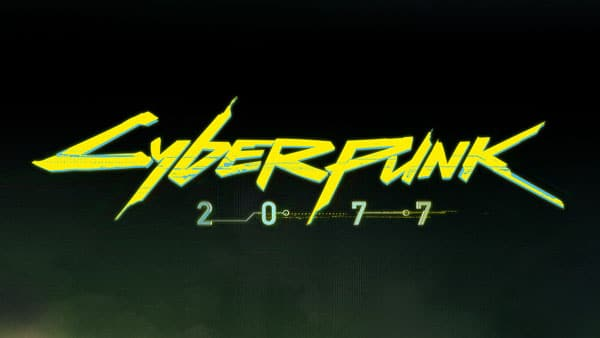 Cyberpunk 2077 - Logo Titre 01