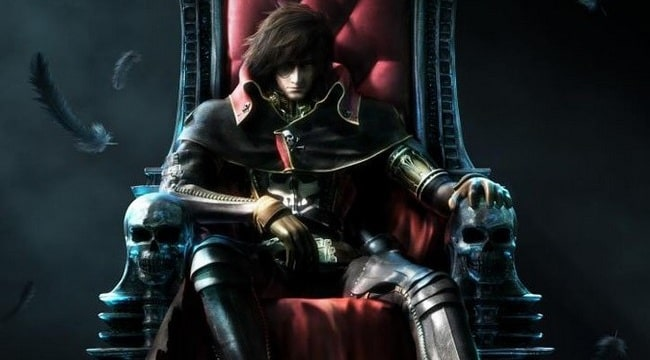 Space Pirate Captain Harlock (2013) - Movie Picture 01