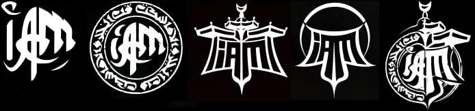 IAM - Logo Evolution 01