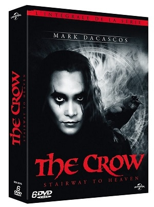 The-Crow-Stairway-to-Heaven-LIntégrale-6-DVD