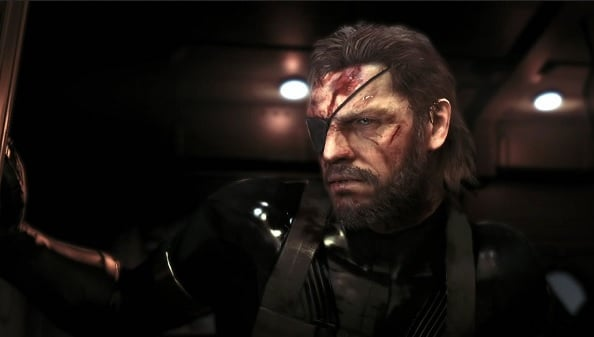 Metal Gear Solid V The Phantom Pain - Screenshot 01