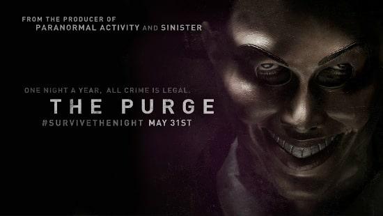 FILM The Purge 2013