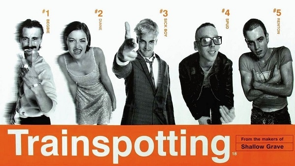 is 'trainspotting' uk 1996 an irresponsible Trainspotting (1996) feb 23, 1996 82 /10 1h 33m 384 views mark renton, deeply immersed in the edinburgh drug scene, tries to clean up and get out, despite the allure of the drugs and influence of friends.