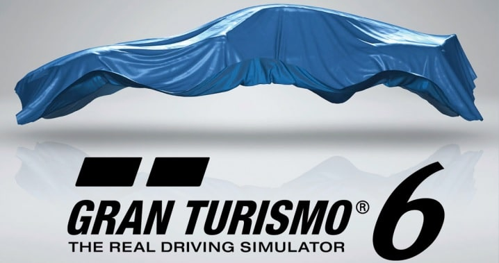 Gran Turismo 6 - Logo 01