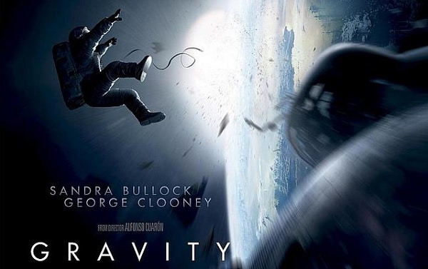 Gravity (2013) - Banner US 01