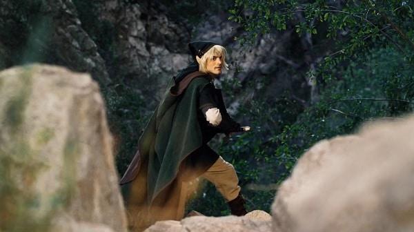 Link's Shadow (The Legend of Zelda) - Corridor Digital Movie Picture 01