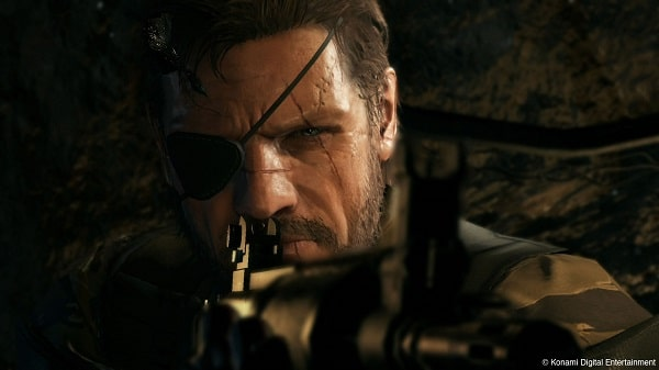 Metal Gear Solid V The Phantom Pain - Screenshot 02