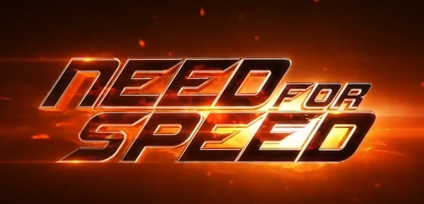 Need For Speed (Movie) - Banner US 01