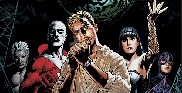 Justice League Dark - Comics Banner 01