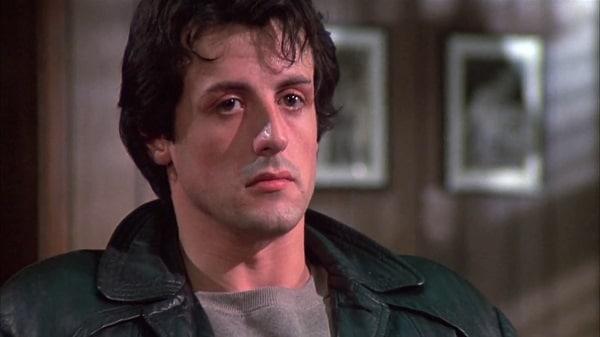 Sylvester Stallone est Rocky
