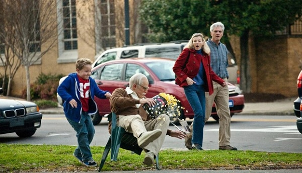 Jackass Presents Bad Grandpa (2013) - Movie Picture 01