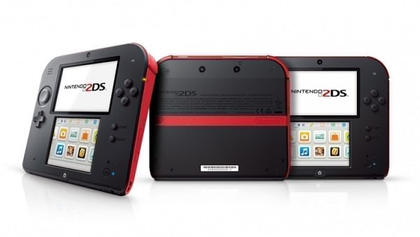 Nintendo 2DS - Picture 01