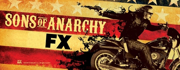 Sons of Anarchy - Season 5 Banner 01