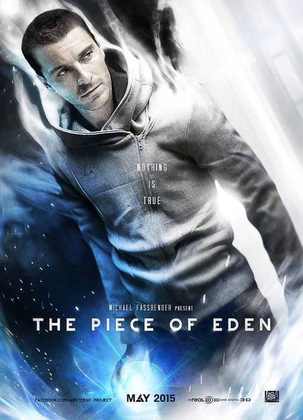 Assassin's Creed The Piece of Eden - boup0quod Poster 01