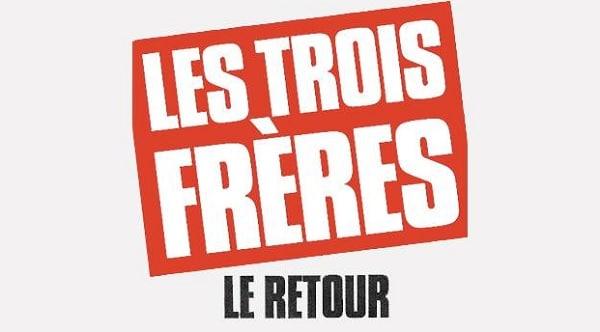 Les Trois Frères Le Retour - Logo 01