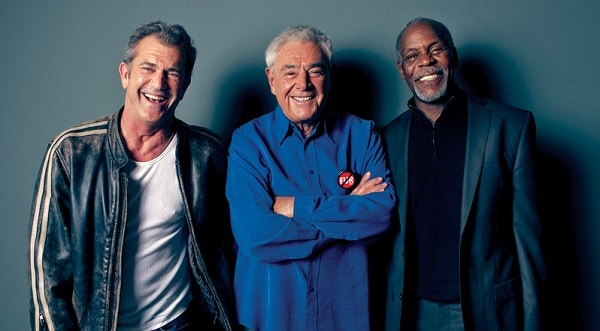 Lethal Weapon Reunion (2012) - Mel Gibson, Richard Donner, Danny Glover