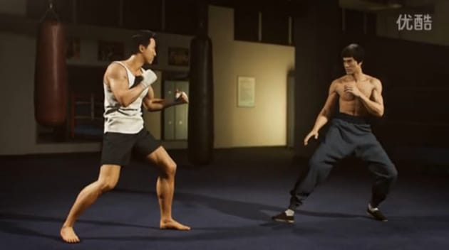 A Warrior's Dream (Donnie Yen & Bruce Lee) - Movie Picture 01