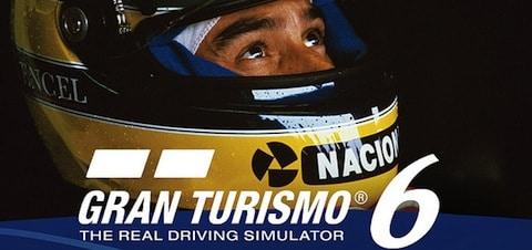 Gran Turismo 6 (Ayrton Senna) - Banner 01