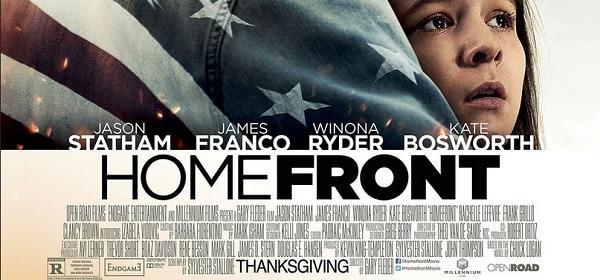 Homefront (2013) - Banner US 01