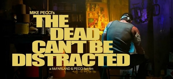 Punisher The Dead Can't Be Distracted - FanFilm Picture 01