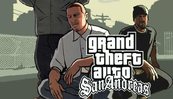 Grand Theft Auto San Andreas - Artwork 01