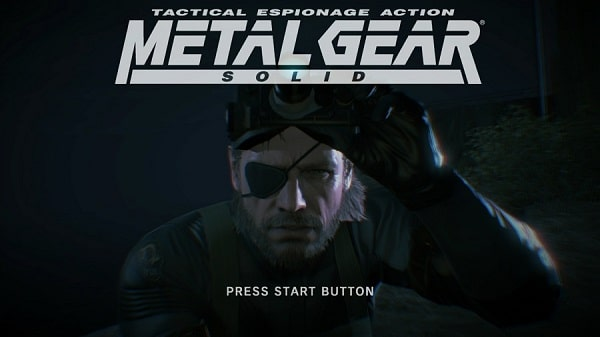 Metal Gear Solid V Ground Zeroes - Déjà Vu Mission Screenshot 01