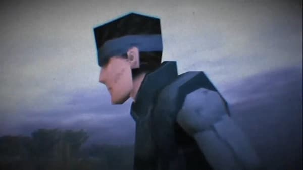Metal Gear Solid V Ground Zeroes - Déjà Vu Mission Solid Snake Screenshot 01