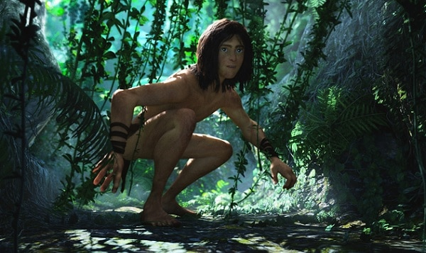Tarzan 3D (2013) - Movie Picture 01