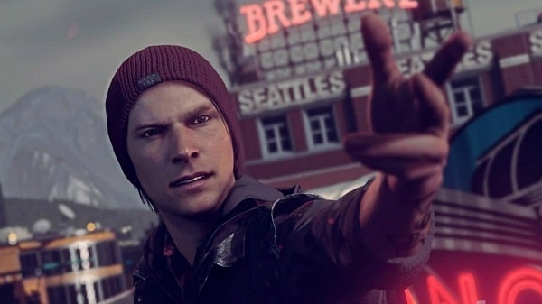 inFamous Second Son - Screenshot 01