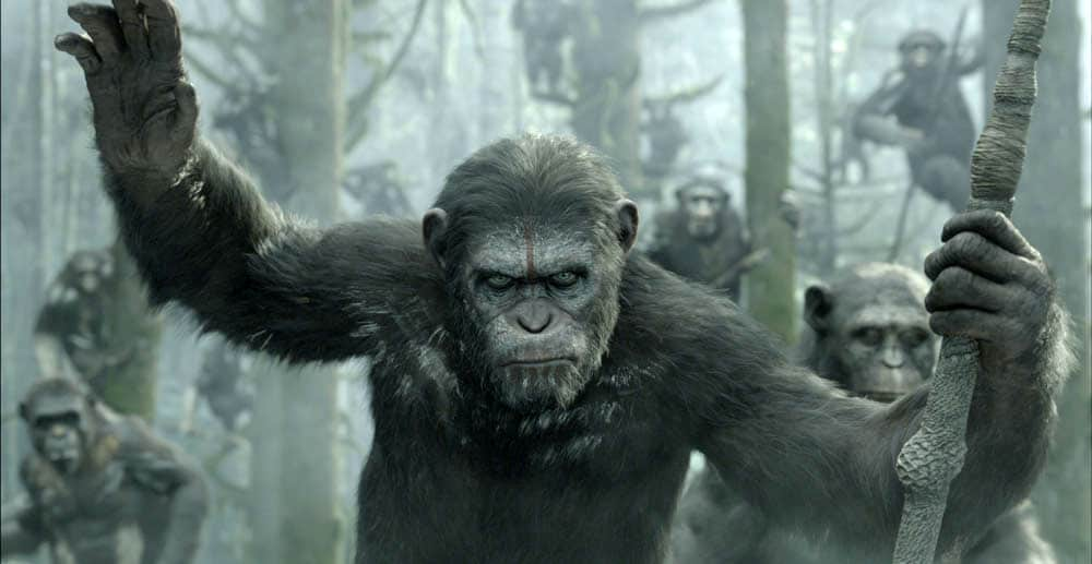Dawn of the Planet of the Apes (2014) - Movie Picture 01